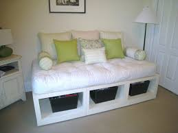 bedroom luxury queen size daybed with awesome colors