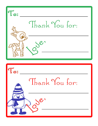 christmas thank you cards children s christmas thank you cards our thrifty ideas