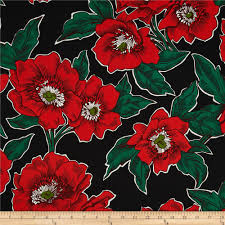 poppy home decor folklorico poppies de potosi large flowers black red from