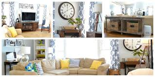 spruced up living room u0026 new arrangement balancing home with