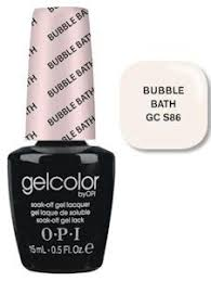 opi gelcolor collection nail gel lacquer 0 5 fluid ounce black