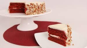 Red Kitchen Recipes - red velvet cake recipe laura vitale laura in the kitchen
