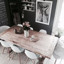 Light Wood Dining Room Sets Best 25 Scandinavian Dining Table Ideas On Pinterest