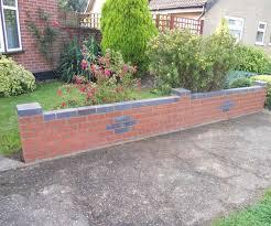 8 fresh decorative garden wall bricks