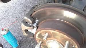 2007 honda accord rotors 2002 honda accord rear brake pad change