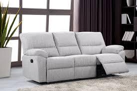 3 seater recliner sofa buy furniture link florida fabric 3 seater recliner sofa online cfs uk
