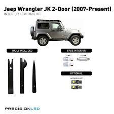 jeep wrangler map light replacement jeep wrangler jk premium led interior lighting package 2015 2014