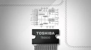 Stepper Motor Driver Wiring Diagram Toshiba Tb6600 Stepping Motor Driver Ic Youtube