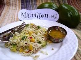 marmiton org recettes cuisine salade de riz au thon recette de salade de riz au thon marmiton