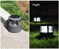Solar Powered Bollard Lights - bollards light