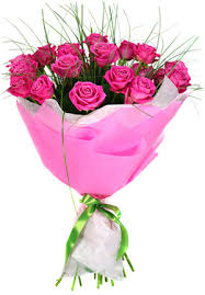 roses flowers send pink bunch to india wedding flowers anniversary