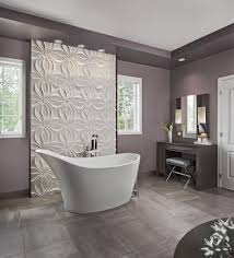 Textured Accent Wall Bathroom The Complete Guide To Remodel Your Bathroom 14 Of 25
