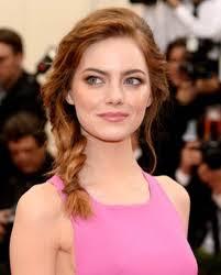 emma stone natural hair 5 celebrities speak on their natural hair shades girls talkin
