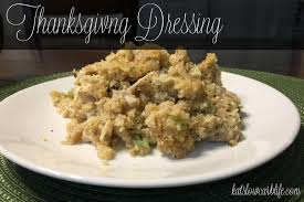 best thanksgiving dressing s low carb