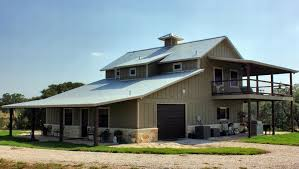 Cost Of Pole Barns All About Barndominium Floor Plans Benefit Cost Price And
