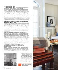 house and homes magazine feature burke u0027s restoration