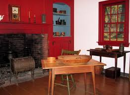 Primitive Dining Room by American Colonial Kitchens 1700 U0027s U0026 1800 U0027s Early American