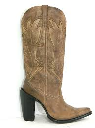 Images of Mens Zipper Cowboy Boots