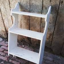 shop shelves and bookcases for sale painted white pine shelves