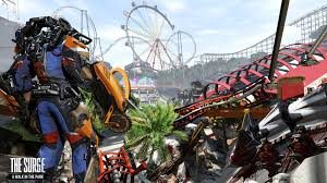 the surge u0027s new expansion has you fight murderous theme park