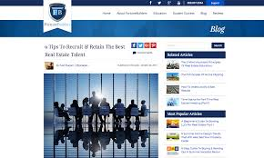 make more sales with professional real estate website design