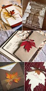 fall wedding invitations fall wedding invitations archives oh best day