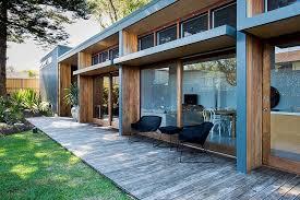 70s home design small 70s home in australia gets creative eco friendly extension