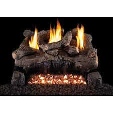 Gas Logs For Fireplace Ventless - gas logs blossman propane gas appliances and service