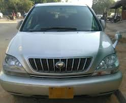 toyota harrier 2008 toyota harrier 2002 for sale in karachi pakwheels