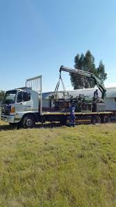 Crane Hire Alpine Trucking