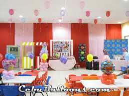 balloon decoration packages cebu balloons and supplies