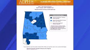 Map The Meal Gap Flu Definitely Showing Itself In North Alabama Health Department