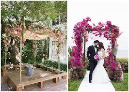 mariage dã co 9 arches de mariage canons et ultra romantiques floral arch