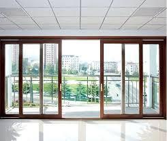 Sliding Door Exterior Glass Slider Door Aluminium Glass Sliding Doors Exterior Install