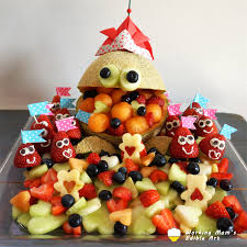 s day fruit tray working s edible
