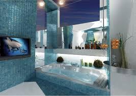 Dark Gray Bathroom by Bath Tile Design Ideas Bathroom
