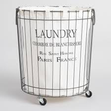 laundry baskets hampers drying racks world market