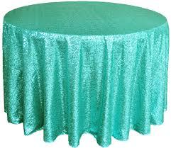tiffany blue tablecloth