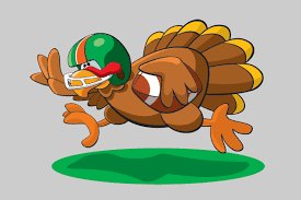 thanksgiving football schedule 2014