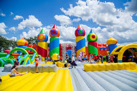 Largest Homes In America by The Largest Bounce House In America Is Coming To San Diego 91x Fm