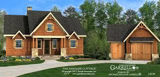 annalise cottage house plan house plans by garrell associates inc