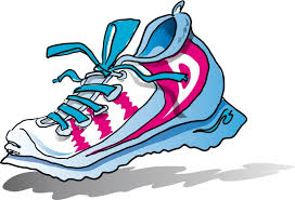 nike running shoes clipart pinbook cliparts and others art