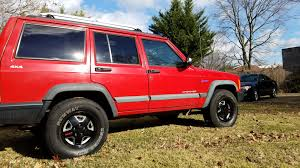 modified jeep cherokee is a 1997 jeep cherokee worth 5 000 right foot down