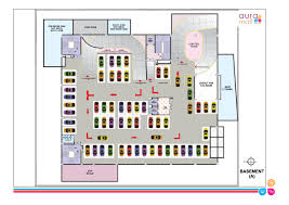 basement plan basement aura mall