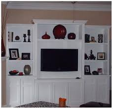 Built In Bookshelves Around Tv by Custom Built In Tv Stand House Pinterest Estantería Hogar Y Tvs