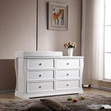 change table mat addyson 6 chest of drawers with removable change table top in