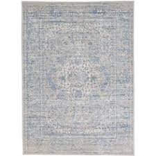 Zen Area Rugs Rugs Moroccan Trellis Tones Of Blue Gray Area Rug 2 0 X 3