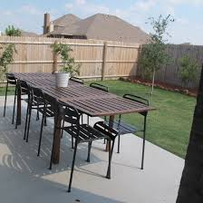 Ikea Outdoor Table by Waterproofing Our Outdoor Table Operation Home
