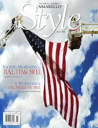 amarillo style magazine july issue 2012 by 9delta issuu