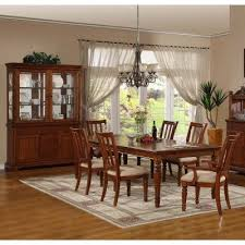 cherry dining room set innards interior